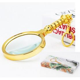 NedRo, 68mm 6x-Zoom Vergrootglas met handvat, Loepen en Microscopen, AL1053, EtronixCenter.com