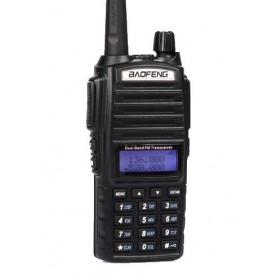 NedRo, Statie Radio Baofeng UV-82 Dual Band 5W Transceiver 128 CH , Radio FM, Accesorii telefon, AL1054, EtronixCenter.com