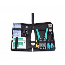 Oem - 11in1 Tool Set Computer Network Repair Tool Kit - Network Tools - AL1056