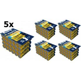 Varta - 24-Pack - AA R6 Varta Longlife Alkaline battery - Size AA - BS280 www.NedRo.us