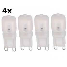 NedRo - G9 5W Cold White SMD2835 LED Lamp -Dimmable - G9 LED - AL167 www.NedRo.us