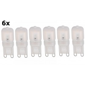 Oem - G9 5W Cold White SMD2835 LED Lamp -Dimmable - G9 LED - AL167-CB