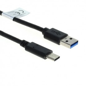 OTB, USB Type C (USB-C) naar USB A (USB-A 3.0), USB naar USB C kabels, ON6121, EtronixCenter.com