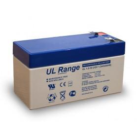 Ultracell, Ultracell VRLA / baterie plumb UL 12v 1300mAh UL1.3-12, Baterii Plumb-acid, BS286, EtronixCenter.com