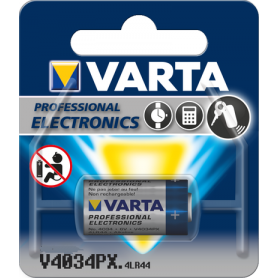 Varta Battery Professional Electronics V4034PX 4LR44 ON1627