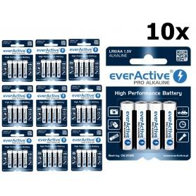 EverActive, Baterii alcaline LR6 AA everActive Pro, Format AA, BL212-CB, EtronixCenter.com