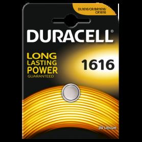 Duracell - Duracell CR1616 lithium batterij - Knoopcellen - BS288-CB www.NedRo.nl