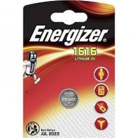 Energizer CR1616 3v lithium knoopcelbatterij