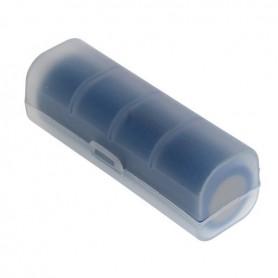 OTB, Cutie de transport PVC pentru bateriile 21700 - 5 bucăți, Accesorii pentru baterii, ON6133-CB, EtronixCenter.com