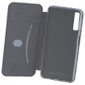 Commander, COMMANDER Bookstyle case for Samsung Galaxy A7 (2018) SM-A750, Samsung phone cases, ON6139