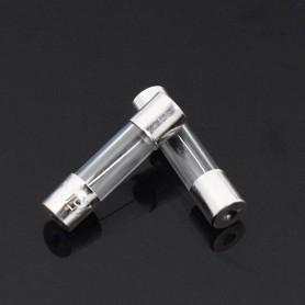 NedRo - 100 pcs 0.2A to 20A glass fuse set - Fuses - AL1035