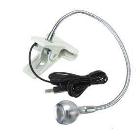 NedRo - USB LED-bureaulamp met clip-armatuur - LED gadgets - AL1062-CB www.NedRo.nl