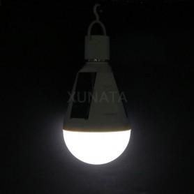 NedRo - Waterdichte 7W E27 draagbare zonne-oplaadbare led-lamp - E27 LED - AL1034 www.NedRo.nl