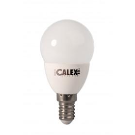 Calex - Calex Daglicht LED-kogellamp 240V 4,5W 380lm E14 P45, 6500K - E14 LED - CA0107-CB www.NedRo.nl