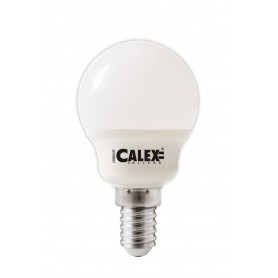 Calex, Calex LED Warm white Lamp 240V 5W 470lm E14 P45, 2700K, E14 LED, CA0108-CB, EtronixCenter.com
