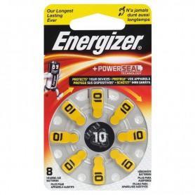 Energizer - Energizer 10 / PR70 1,4V Gehoorapparaat batterijen - Knoopcellen - BL304-CB www.NedRo.nl