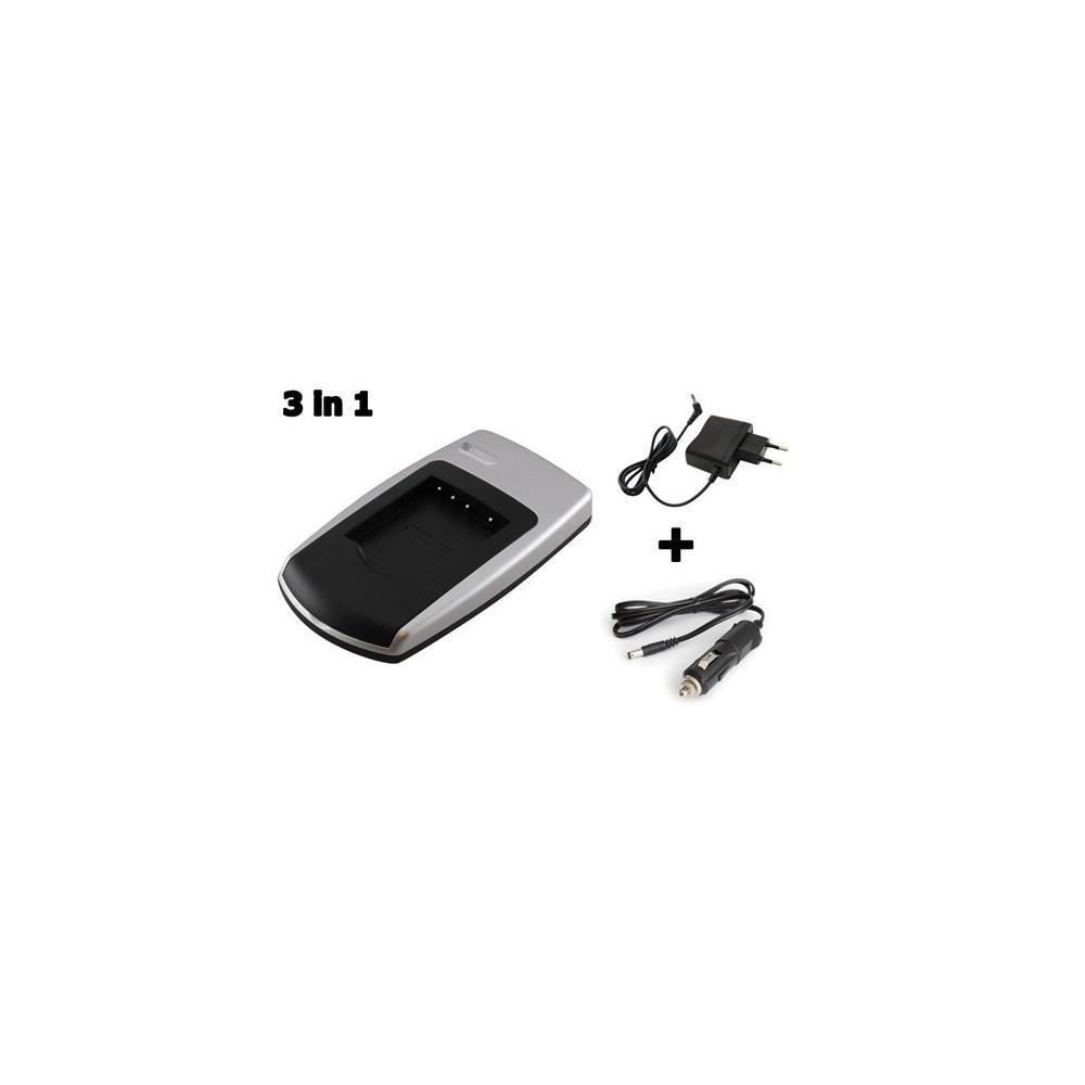 Power-Adapter & Autolader voor Casio NP-40 ON2510
