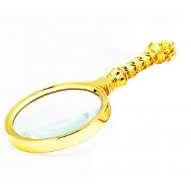 Oem - 68mm 6x-Zoom Magnifier with handle - Magnifiers microscopes - AL1053