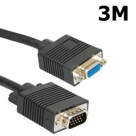 NedRo, Cablu Extensie VGA Male la Female, Cabluri VGA, YPC002-CB, EtronixCenter.com