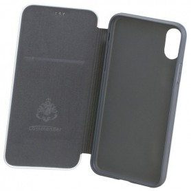 Commander, COMMANDER Bookstyle case for Apple iPhone X / XS, iPhone phone cases, ON6167