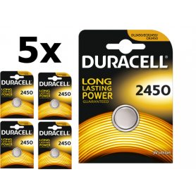 Duracell - Duracell CR2450 3V lithium button cell battery - Button cells - BS300-CB