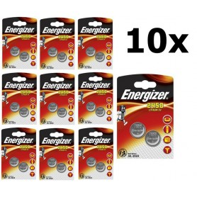 Energizer - Energizer CR2450 3V lithium button cell battery - Button cells - BS303 www.NedRo.us