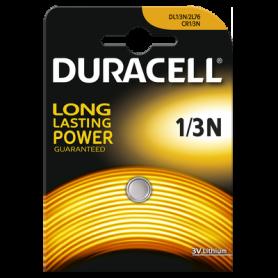 Duracell - Duracell CR1/3 / 1/3N / 2L76 / DL1/3N / CR11108 / 2LR76 3V lithium battery - Button cells - BS305 www.NedRo.us