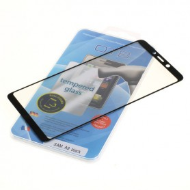 OTB, Tempered glass screen protector for Samsung Galaxy A9 (2018), Huawei tempered glass, ON6192, EtronixCenter.com
