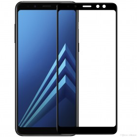 OTB - Tempered glass screen protector for Samsung Galaxy A9 (2018) - Huawei tempered glass - ON6192
