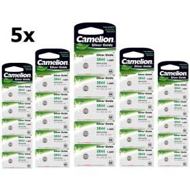Camelion - Camelion 357-303 /G13 / SR44W 1.5V knoopcel batterij - Knoopcellen - BS308 www.NedRo.nl
