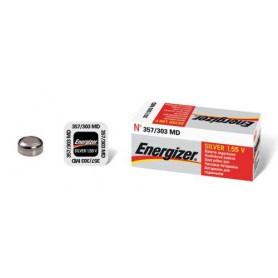 Energizer - Battery Energizer 357-303 /G13 / SR44W 1.5V - Button cells - BS309 www.NedRo.us