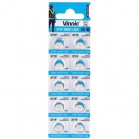 Vinnic - Vinnic 371 / 370 / SR 920 SW / G6 1.55V knoopcel batterij - Knoopcellen - BL311 www.NedRo.nl