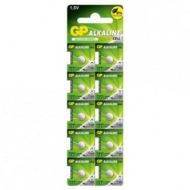 GP - GP 177 / G4 / AG4 / LR626 1.5V Alkaline button cell battery - Button cells - BL313 www.NedRo.us