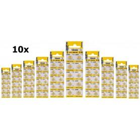 Vinnic - Vinnic G4 / AG4 / L626 / SR626 / 377 / 37 1.5V Alkaline button cell battery - Button cells - BL316-CB