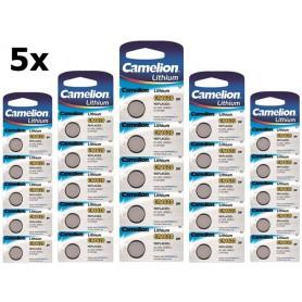 Camelion - Camelion CR1620 3v lithium knoopcelbatterij - Knoopcellen - BS312 www.NedRo.nl