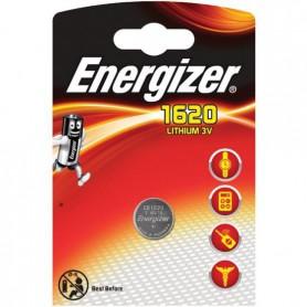 Energizer - Energizer CR1620 3v lithium knoopcelbatterij - Knoopcellen - BS313 www.NedRo.nl
