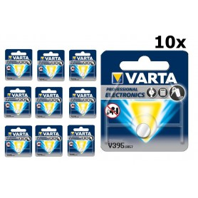 Varta - Varta 399-395/G7/SR927W 1.5V 52mAh knoopcel batterij - Knoopcellen - BS317 www.NedRo.nl