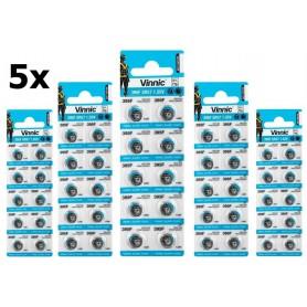 Vinnic - Vinnic 395 / 399 / SR927SW / SR57 / G7 1.55V knoopcel batterij - Knoopcellen - BL320 www.NedRo.nl