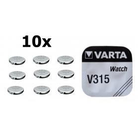 Varta - Varta 315 / 314 / SR 716 SW knoopcel batterij - Knoopcellen - BS318 www.NedRo.nl
