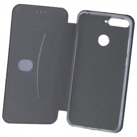 Commander - COMMANDER Book Case voor Huawei Honor 7A - Huawei telefoonhoesjes - ON6208 www.NedRo.nl