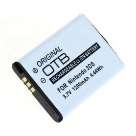 OTB, Acumulator pentru Nintendo 3DS / 2DS / Wii U Pro Controller 1200mAh 3.7V, Nintendo Wii U, ON6215, EtronixCenter.com
