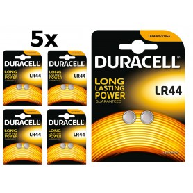 Duracell, Duracell G13 / LR44 / A76 button battery, Button cells, NK271-CB, EtronixCenter.com