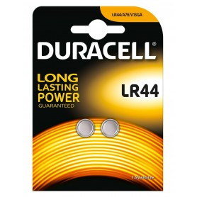 Duracell G13 / LR44 / A76 button battery