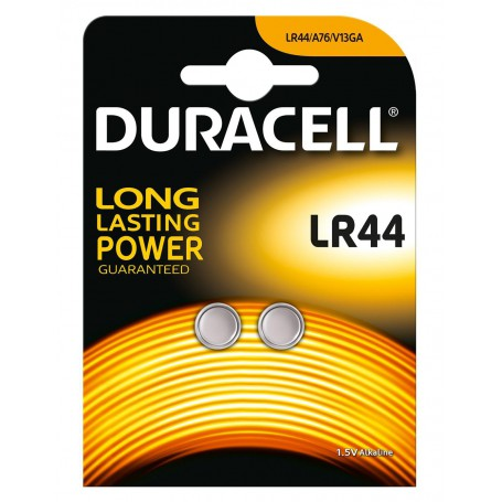 Duracell - Duracell G13 / LR44 / A76 button battery - Button cells - NK271-CB