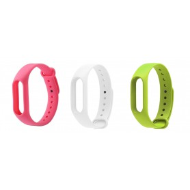 OTB, Set 3 Bratari TPU pentru Xiaomi Mi Band 2, Brățări, ON6223, EtronixCenter.com