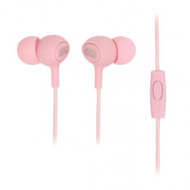 XO - XO Candy S6 3.5mm Hands-Free Stereo In-Ear Headphone - Headsets and accessories - H61210-CB www.NedRo.us