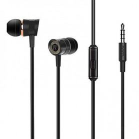 HOCO - HOCO Pleasant M37 universal Earphone with microfon - Headsets and accessories - H100187-CB www.NedRo.us