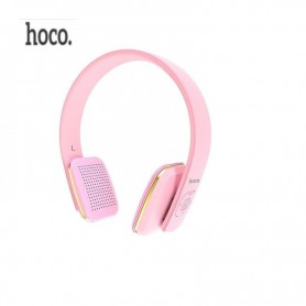 HOCO - Hoco Premium Wireless Yinco W9 Bluetooth 4.1 - Headsets and accessories - H60396 www.NedRo.us