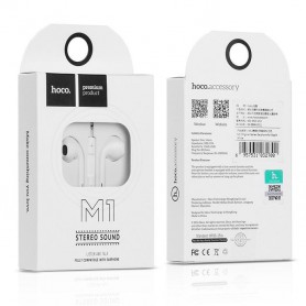 HOCO, HOCO M1 3,5 mm jack oortelefoon, Koptelefoon en Accessoires, H60736, EtronixCenter.com