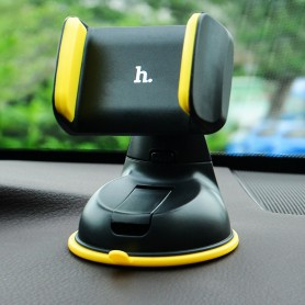 HOCO - HOCO CA5 Suction universal car holder - Car dashboard phone holder - H70356-CB www.NedRo.us